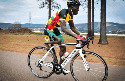 Two Ghanaian cyclists to train in South Africa