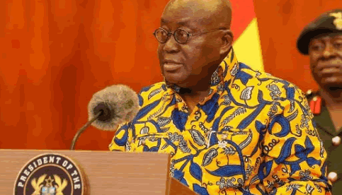Oil money will be used to fund free SHS – President