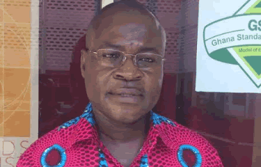 Professor Dodoo heads Ghana Standards Authority