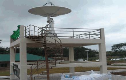 University of Energy inaugurates $1.2m ground station