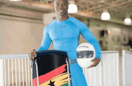 GOC endorses Akwasi Frimpong for 2018 Winter Olympic Games