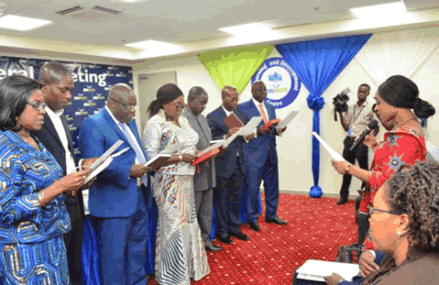 New Board of Directors for Ghana Airports Company Ltd inaugurated
