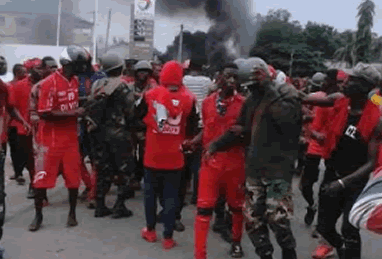Political protest in Togo claims nine lives