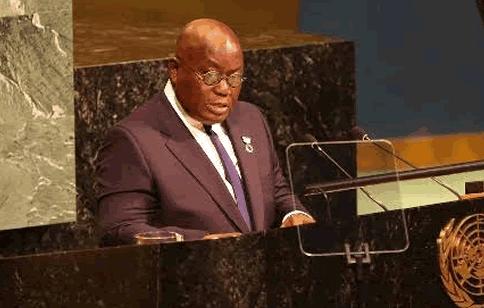 President Akufo-Addo calls for urgent UN reforms