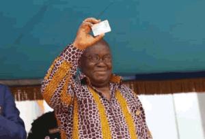 Stop politicizing national identification process – President tells Minority