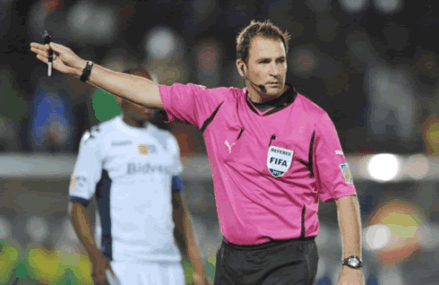Officials for Ghana, Uganda World Cup qualifier named