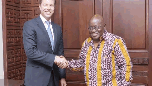 Ghana agrees with Russia's GAZPROM for gas supply