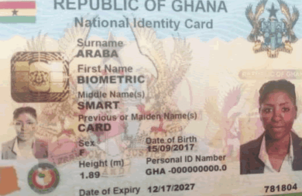 President launches new national identification card