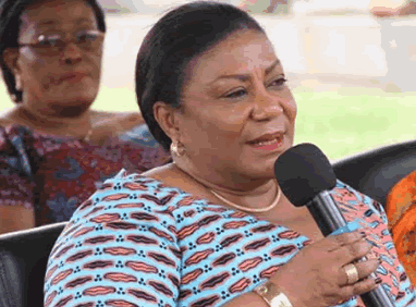 First Lady urges business leaders to help rebrand Ghana