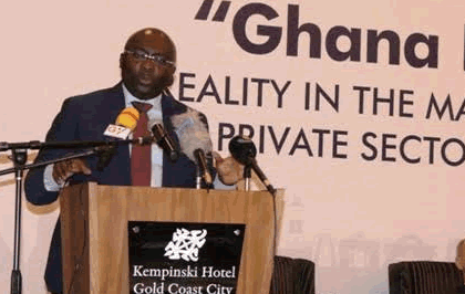 Government to mobilise to close infrastructure gap – Bawumia
