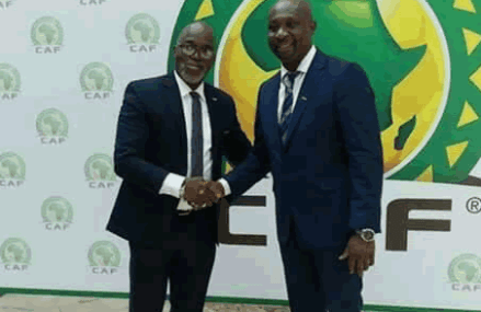 GFA Vice President gets CAF appointment