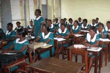 Sunyani NMTC admits 403 students