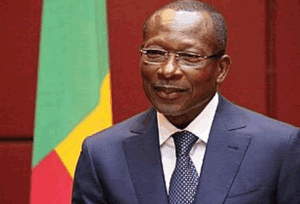 Benin's president Talon wins re-election