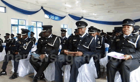 Police Officers to receive GH¢50,000 insurance cover