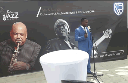 Stanbic Bank Ghana launches 2017 edition of Jazz concert