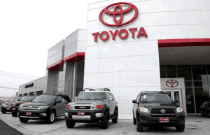 Toyota to invest $3.4b in automotive batteries
