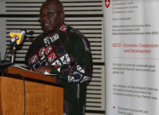 Deputy Minister reiterates government's commitment to building private sector