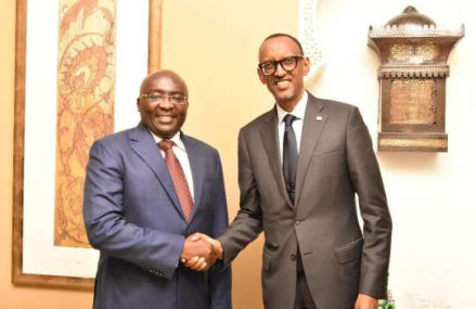 Ghana, Rwanda to co-operate in speeding up ICT reforms