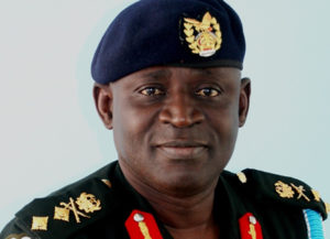 Don't panic over security – Chief of Defence Staff