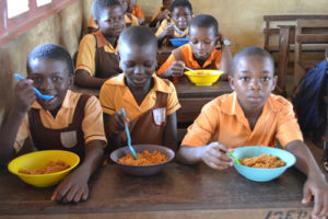 Government will clear all arrears owed caterers in School Feeding Programme – Minister