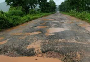 Abura Adukrom Chief appeals for rehabilitation of road