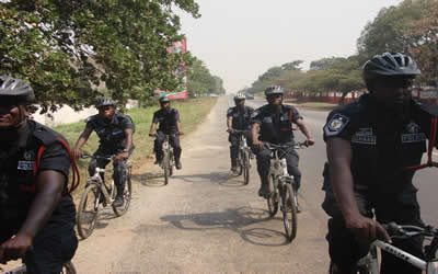 Over 30,000 youth to be recruited as Community Policing Assistants