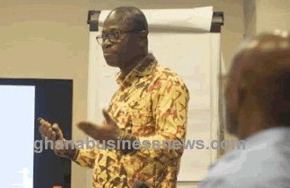 Business journalism must not be extension of marketing campaigns of companies – Dogbevi