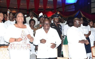 NPP holds Thanksgiving Service for overwhelming victory