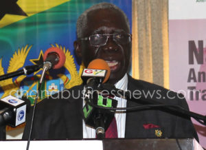 Corruption is a major threat to attaining Ghana Beyond Aid – Osafo-Maafo