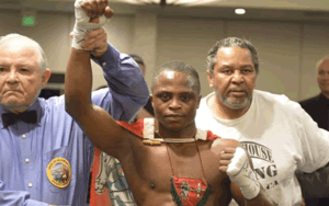 Dogboe to move up to featherweight after second defeat to Navarette