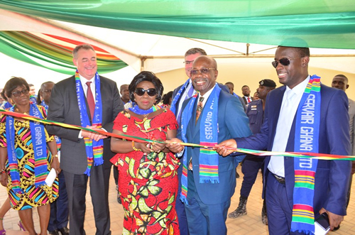 Servair Ghana commissions new facility at KIA