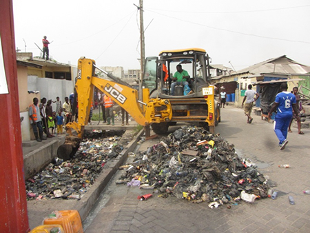 Accra Mayor calls for 24/7 operation of Kponge landfill site