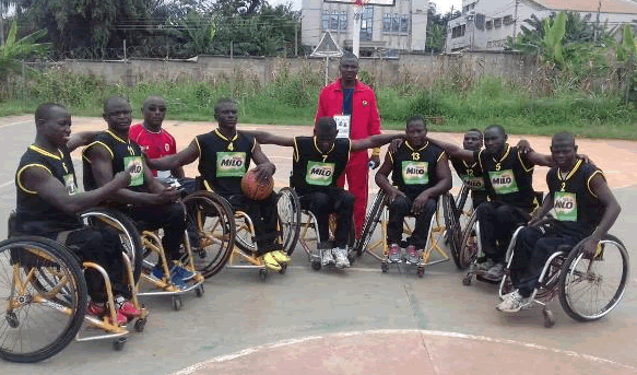 Ghana Black Chariots set for disability sports in Canada