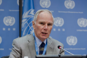 UN Special Rapporteur urges Ghana to prioritise social protection