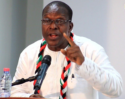 Fritz Baffour joins Bagbin's campaign team