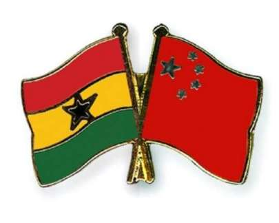 Chinese community in Ghana supports people of Juaso