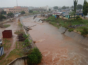 Industries are killing water bodies in Greater Accra – Nii Tetteh Otu