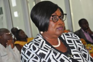 I will resign if I'm sidelined – Cynthia Lamptey