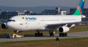 Air Namibia suspends flights to Ghana temporary