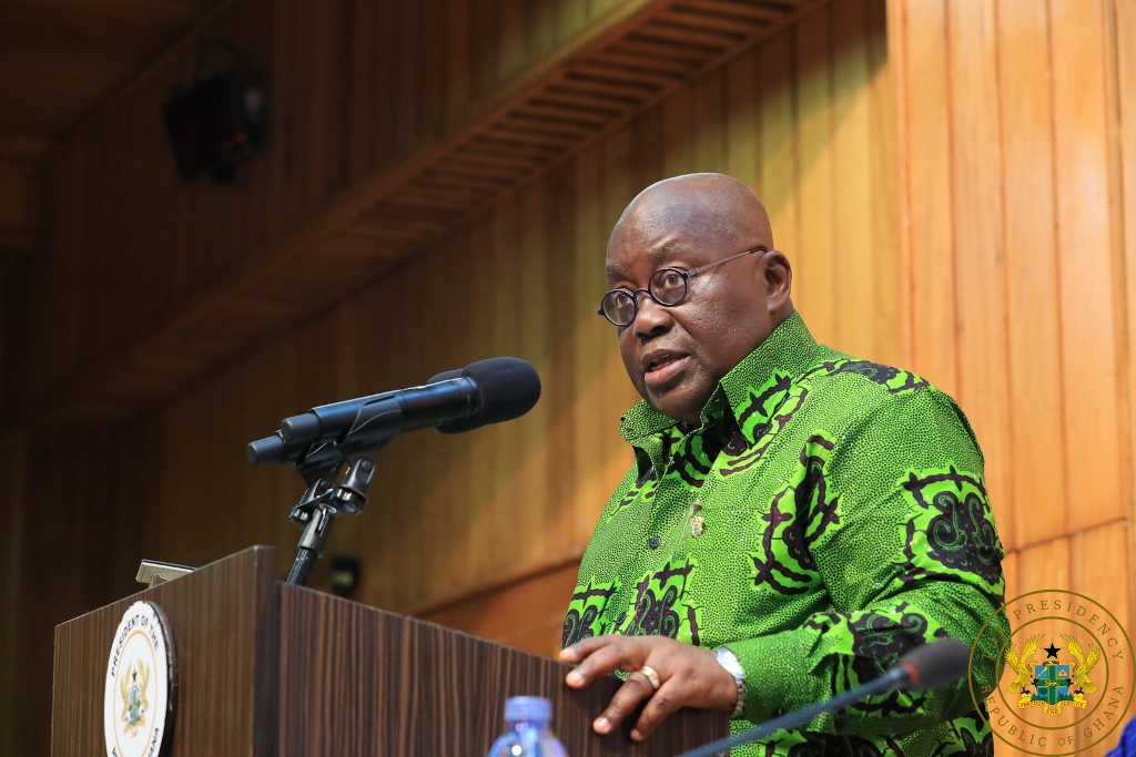 Stop fruitless attempts at stalling investigations – President