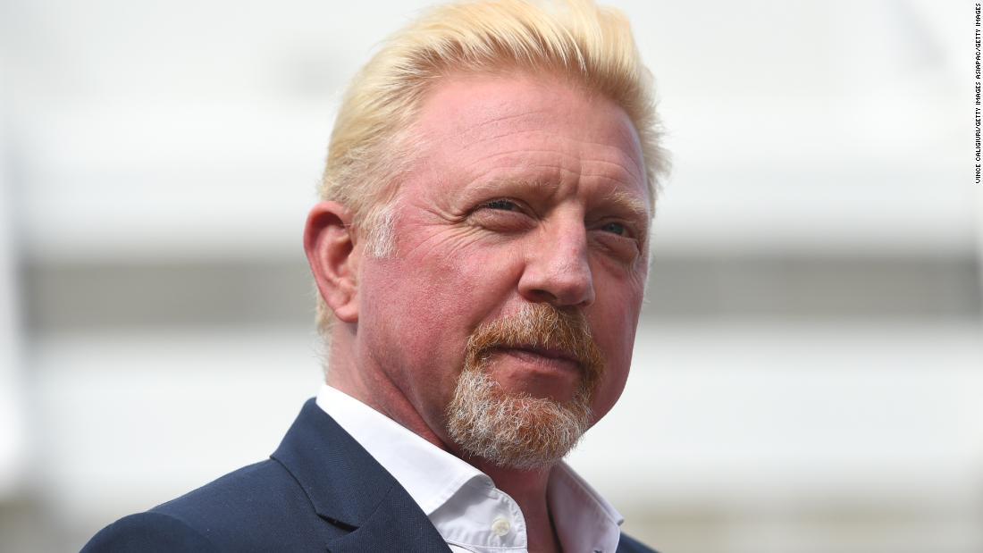 Boris Becker News