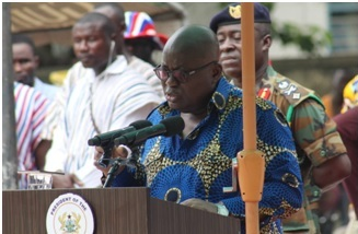 Government to construct 20 dams in Builsa land – Akufo-Addo