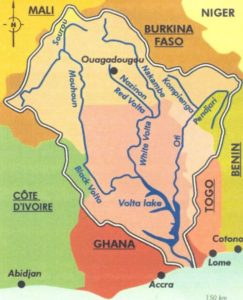 Charter to control water use in the Volta Basin