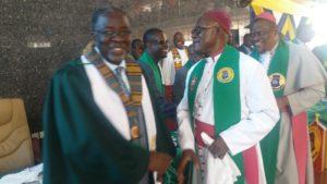 Methodist Church honours Bishop Brewu for dedicated service