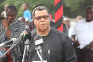 Goosie Tanoh must contest NDC's presidential slot – Group