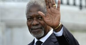 Annan's passing is a huge loss to all – President