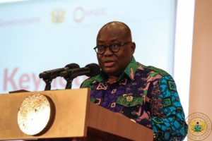 Government would provide funding to address cyber security – President