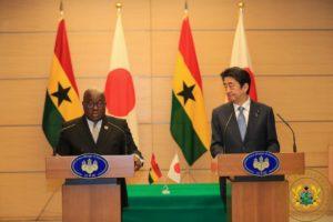 Japan grants Ghana $57m for N8 road