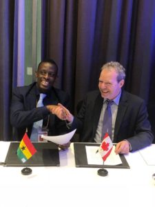 Ghana signs agreements for air services with three countries