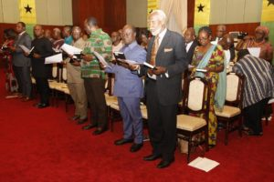 Ensure your work outlives governments – President to NDPC Board
